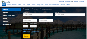 Expedia.com will soon have vacation rentals on their website through HomeAway.