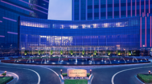 The Grand Hyatt Macau