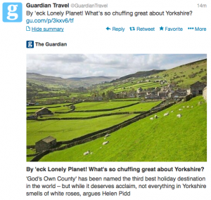 The Guardian Yorkshire