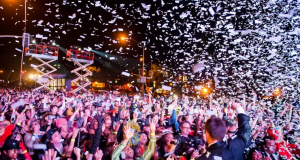 Halloween in West Hollywood attracts up to 500,000 revelers.