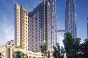 The opulent Mandarin Oriental Kuala Lumpur.