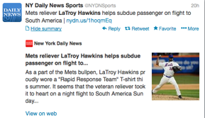 Mets pitcher
