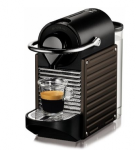 Many hotels are now offering a Nespresso machine as an in-room amenity.