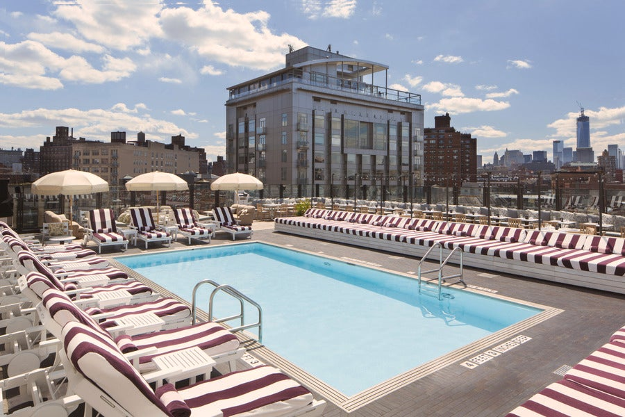 Hotel Review Soho House New York The Points Guy
