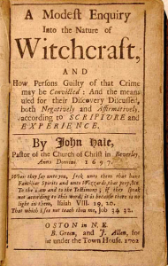 Salem, MA, is best known for the witch trials of 1692.