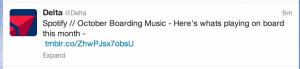 delta boarding music