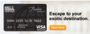 Visa Signature Flagship Rewards