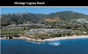 The Montage Laguna Beach is one of the premier participating properties.