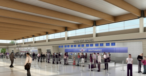 Southwest will have access to 16 of the new 20 gates at Love Field.