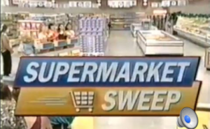 Supermarket Sweep Points Edition.