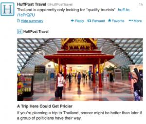 @HuffPost Travel