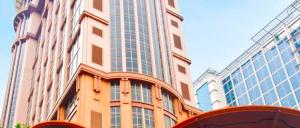 The Conrad Macao Hotel.