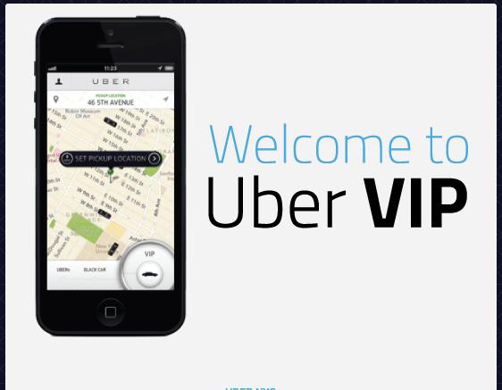 Uber VIP