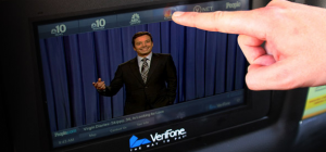 VeriFone has payment systems in 7,000 New York taxis.