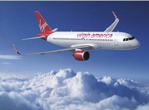 Virgin America Airbus 320