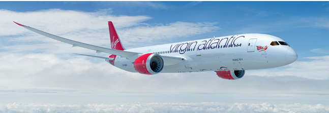 Feel like flying Virgin? You have some options!