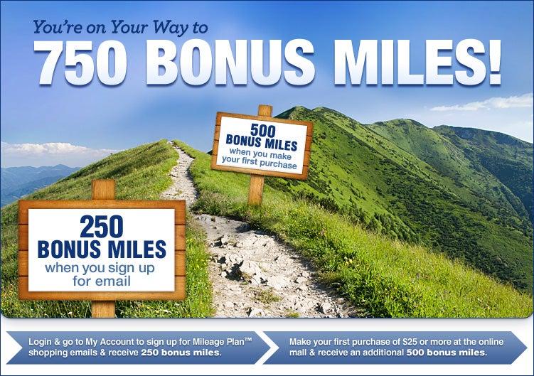 Earn up to 750 bonus Alaska Airlines miles.