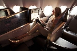 Virgin recently unveiled its new Upper Class seats.