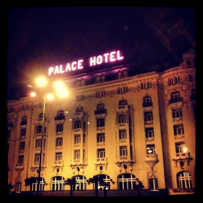 westin palace ext