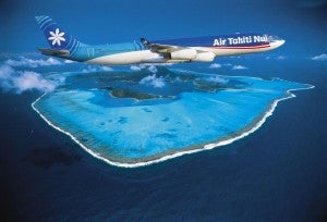 Think about a jaunt to Tahiti - it's easier than you think!