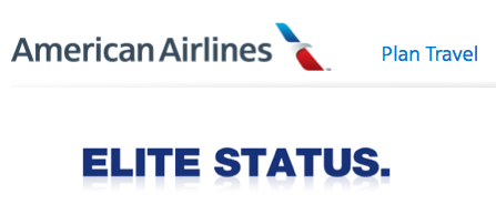 American Airlines will let you buy back elite status now under certain conditions.