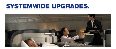 American Airlines System Wide Upgrades