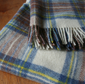 Pack your own blanket to stay warm and cozy.