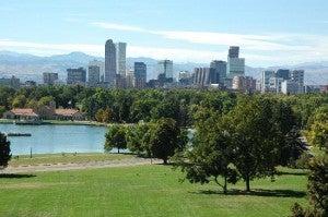 Visit Denver's City Park.