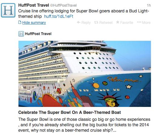 Bud Light Cruise 2014 Related Keywords & Suggestions - Bud