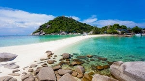 I can't wait for some beach time on Koh Samui.