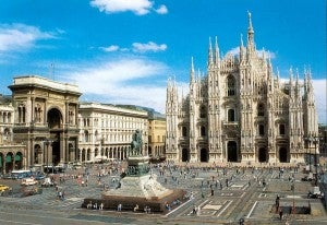 Milan is a beautiful destination in Europe.