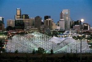 Elitch Gardens Amusement Park.