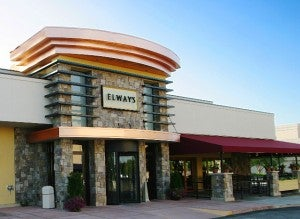 Elway's Restaurant in Denver.