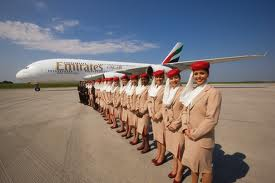 Emirates flights can be booked using Alaska miles.