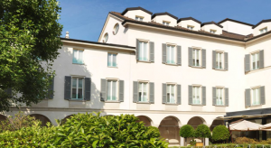 The Four Seasons Milano was once a 15th Century convent.