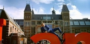 Win a trip to Amsterdam from NYC on KLM.