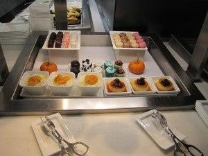 Lounge dessert