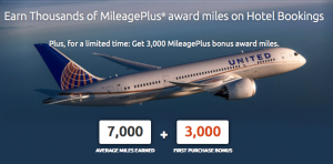United Mileage Plus Rocketmiles
