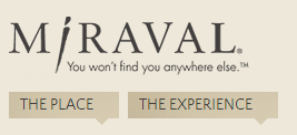Get $500 extra in resort credit at Miraval.