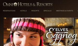 Save up to 40% at Omni Hotels.