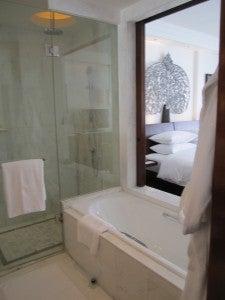 PHSR bath