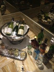 SIN Lounge LIbations