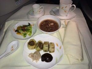 The Royal Laurel Special Breakfast.