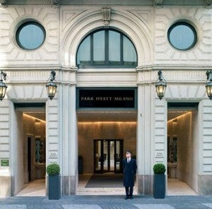 The Park Hyatt Milan made my visit to the fashion city even better.