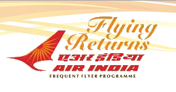 Earn 1000 miles when you open an Air India Flying Returns account.