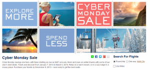 Take advantage of the Alaska Air Cyber Monday Sale until Dec. 9.