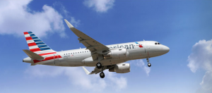 American Airlines Airbus 321