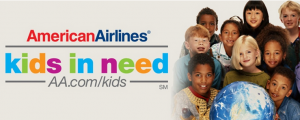 American Airlines Kids in Need sup SM sup program JoinUs