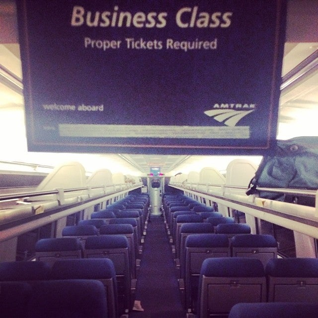 Planes, trains and automobiles!