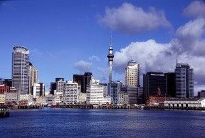 Visit Auckland, New Zealand.